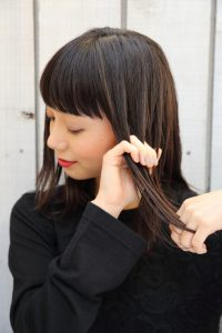紫外線と髪の関係
